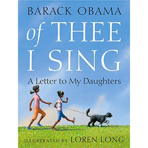A Letter to My Daughters by Barack Obama