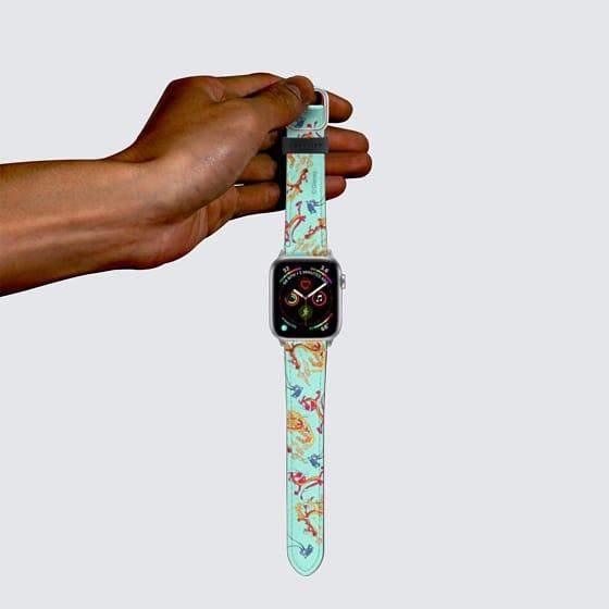 Mushu & Cricket Medley Apple Watch Band