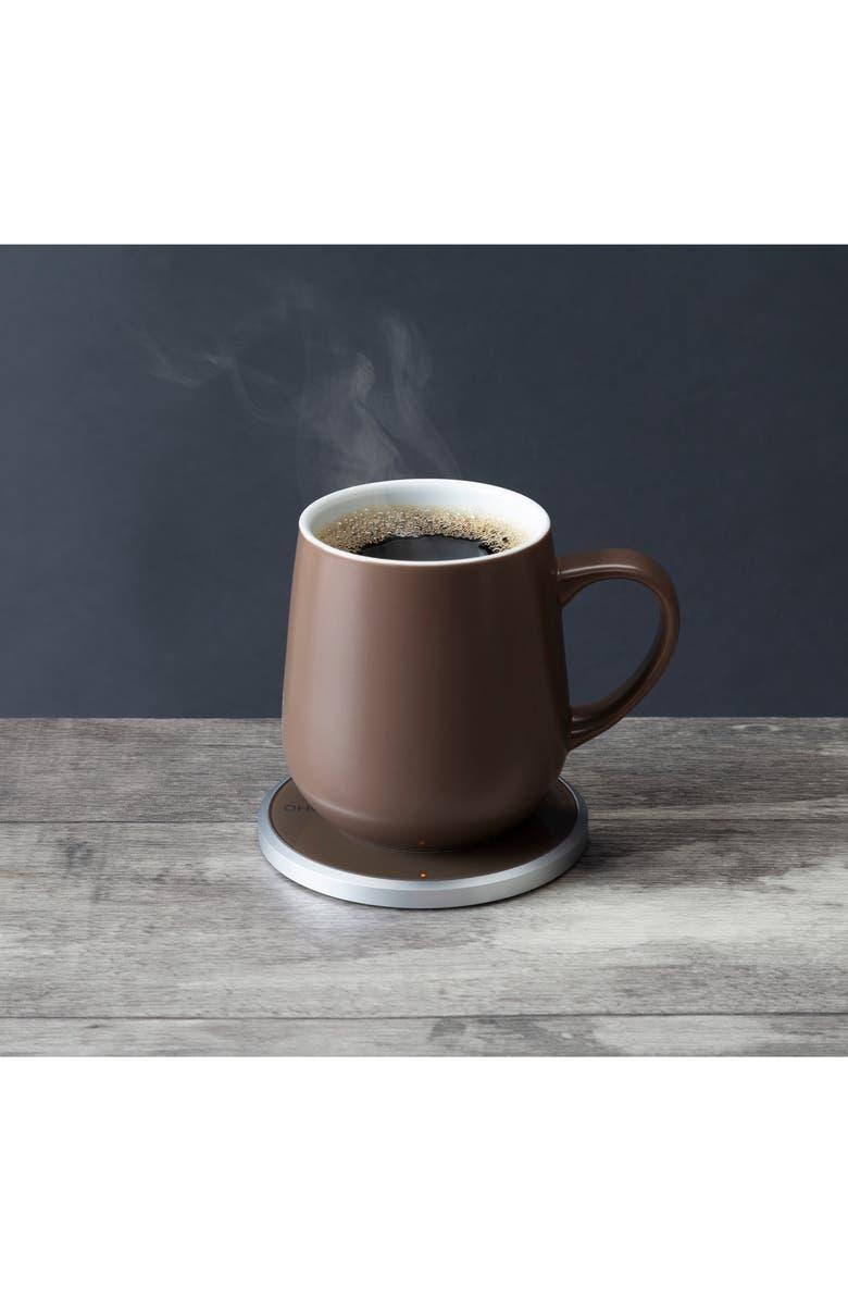 Ui Mug & Warmer Set