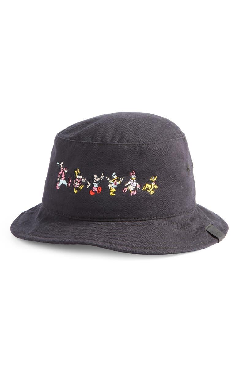Disney x Love Your Melon Sensational 6 Embroidered Bucket Hat