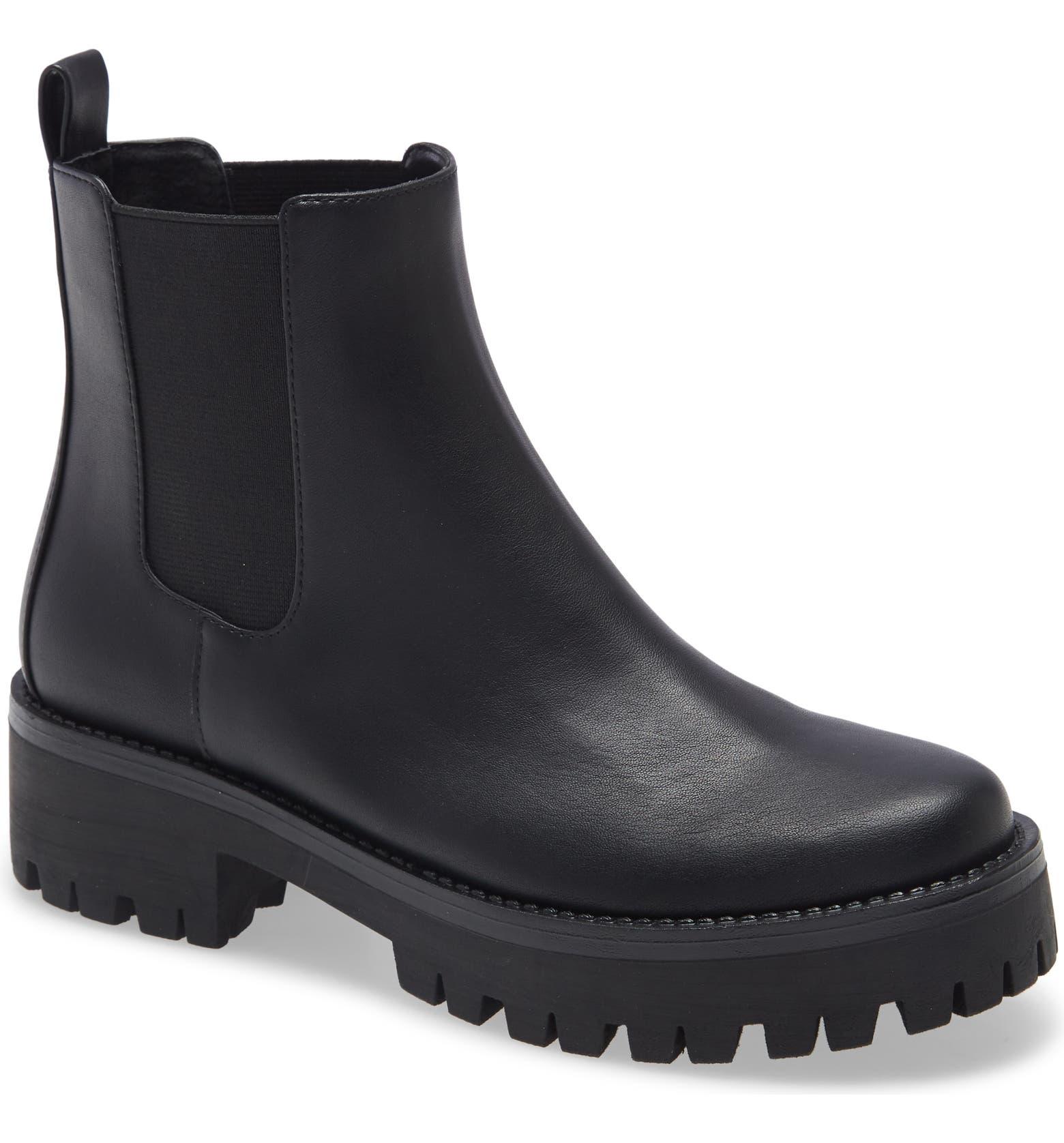 BP Kora Lug Chelsea Boot