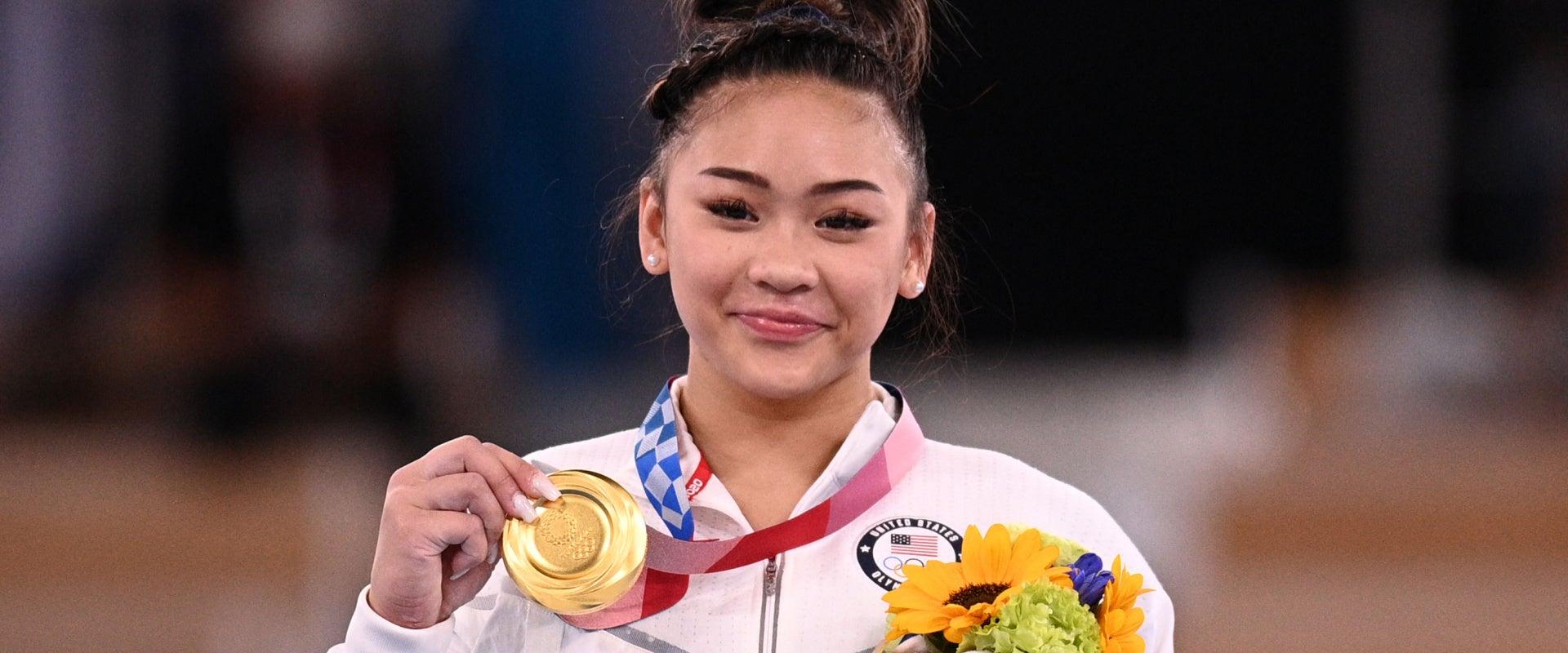 suni lee tokyo olympics