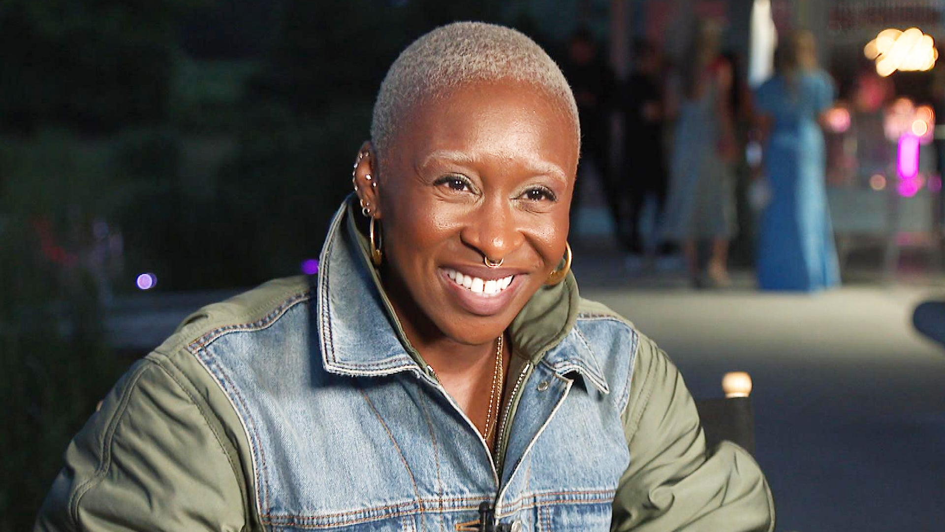 Cynthia Erivo Shares the Moment She Heard About Her 2021 Emmy Nomination (Exclusive)