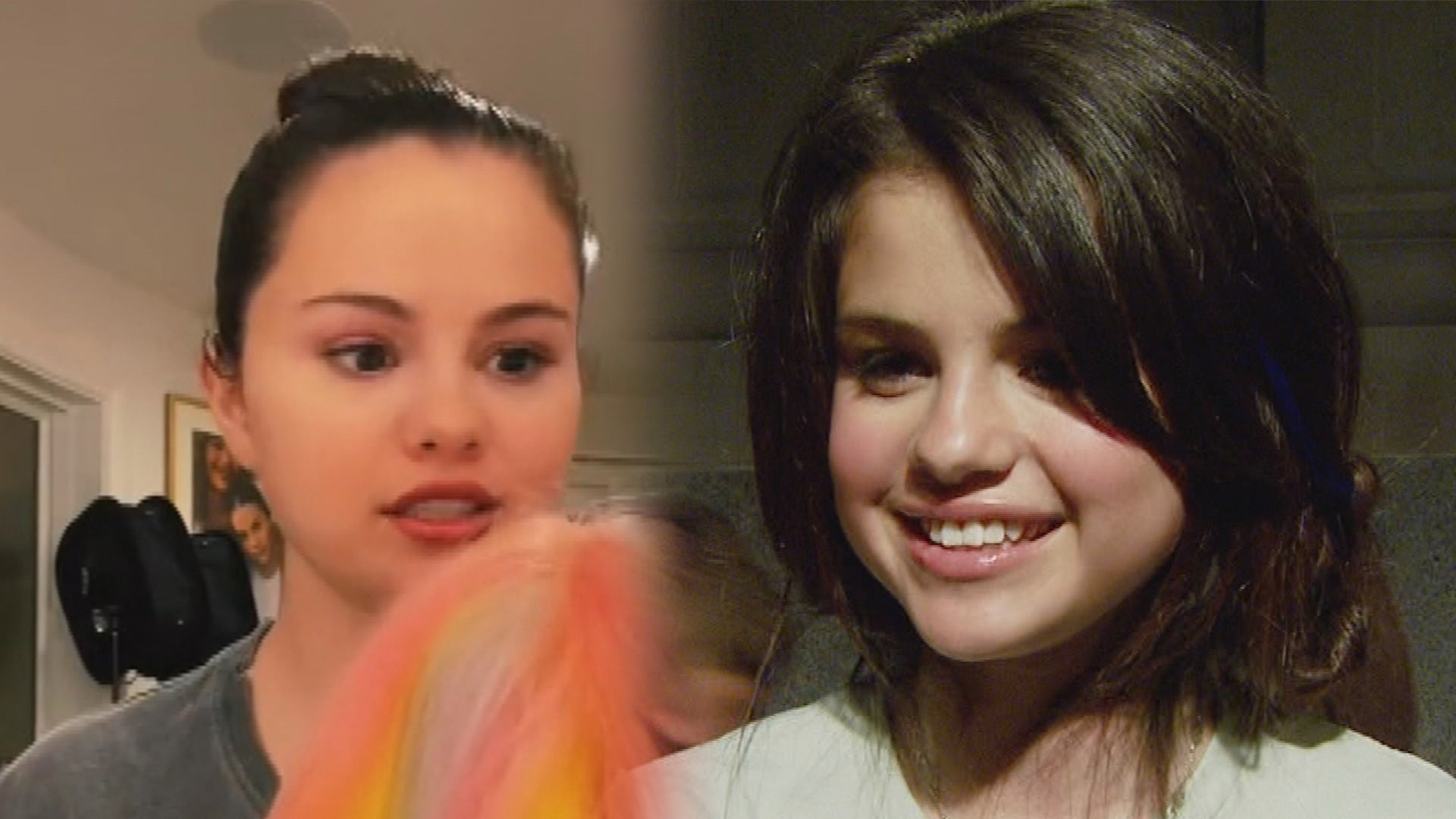 Watch Selena Gomez Make Fun of Her Younger Self in TikTok Video