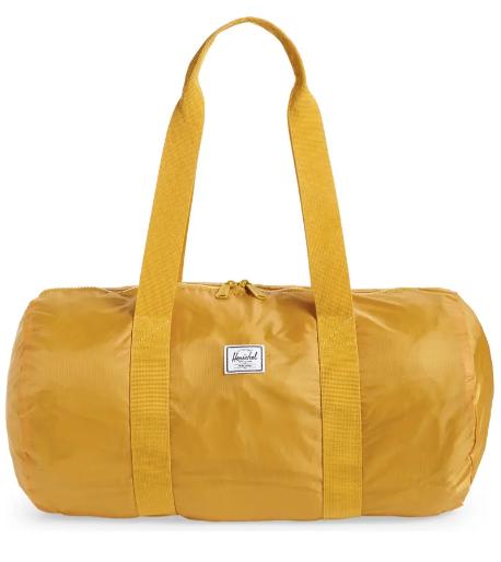Herschel Packable Convertible Duffle Bag