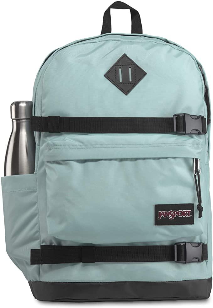 JanSport West Break 15-inch Laptop Backpack - Rugged School Bag