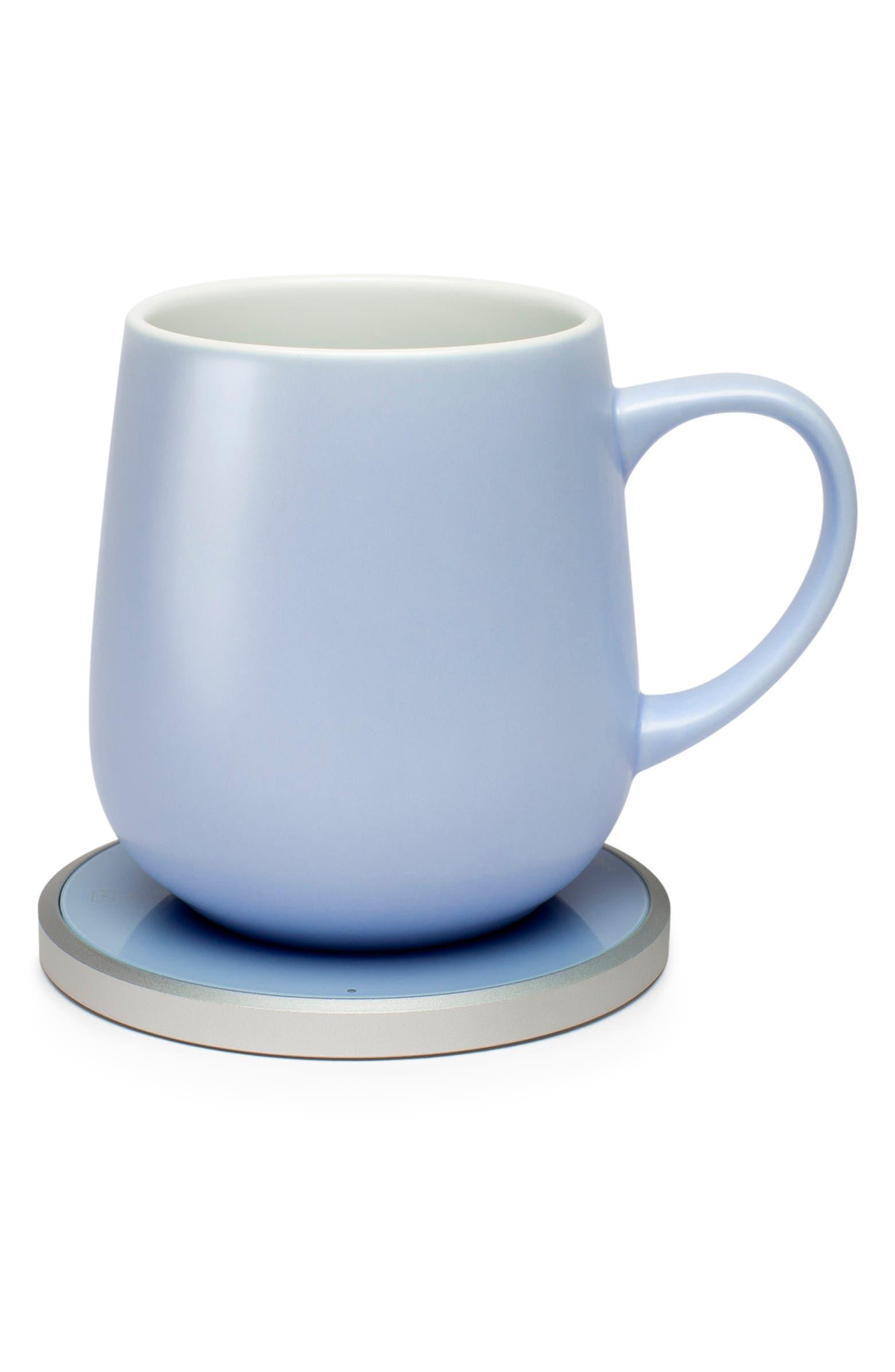 OHOM Ui Mug & Warmer Set