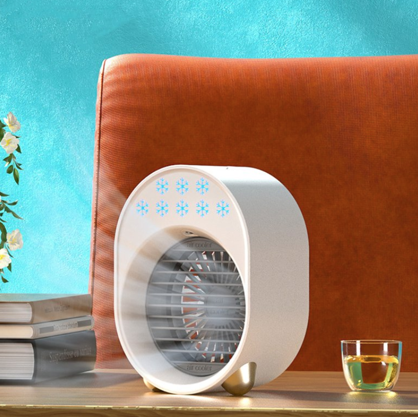 Personal Air Conditioners, Beenate Portable Air Conditioner Cool Mist Fan.png