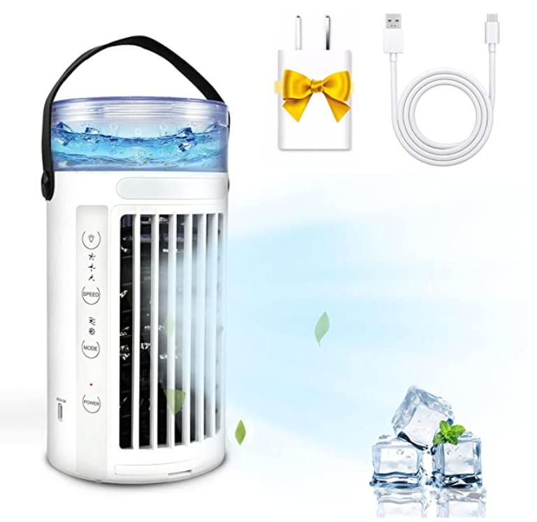 Portable Air Conditioner Fan, Quiet Evaporative Air Cooler.png