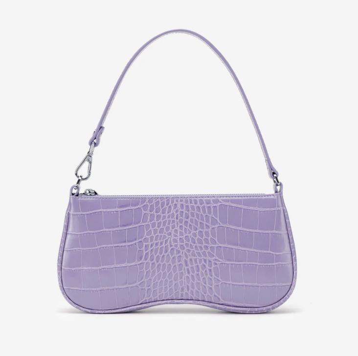 Eva Shoulder Bag Purple