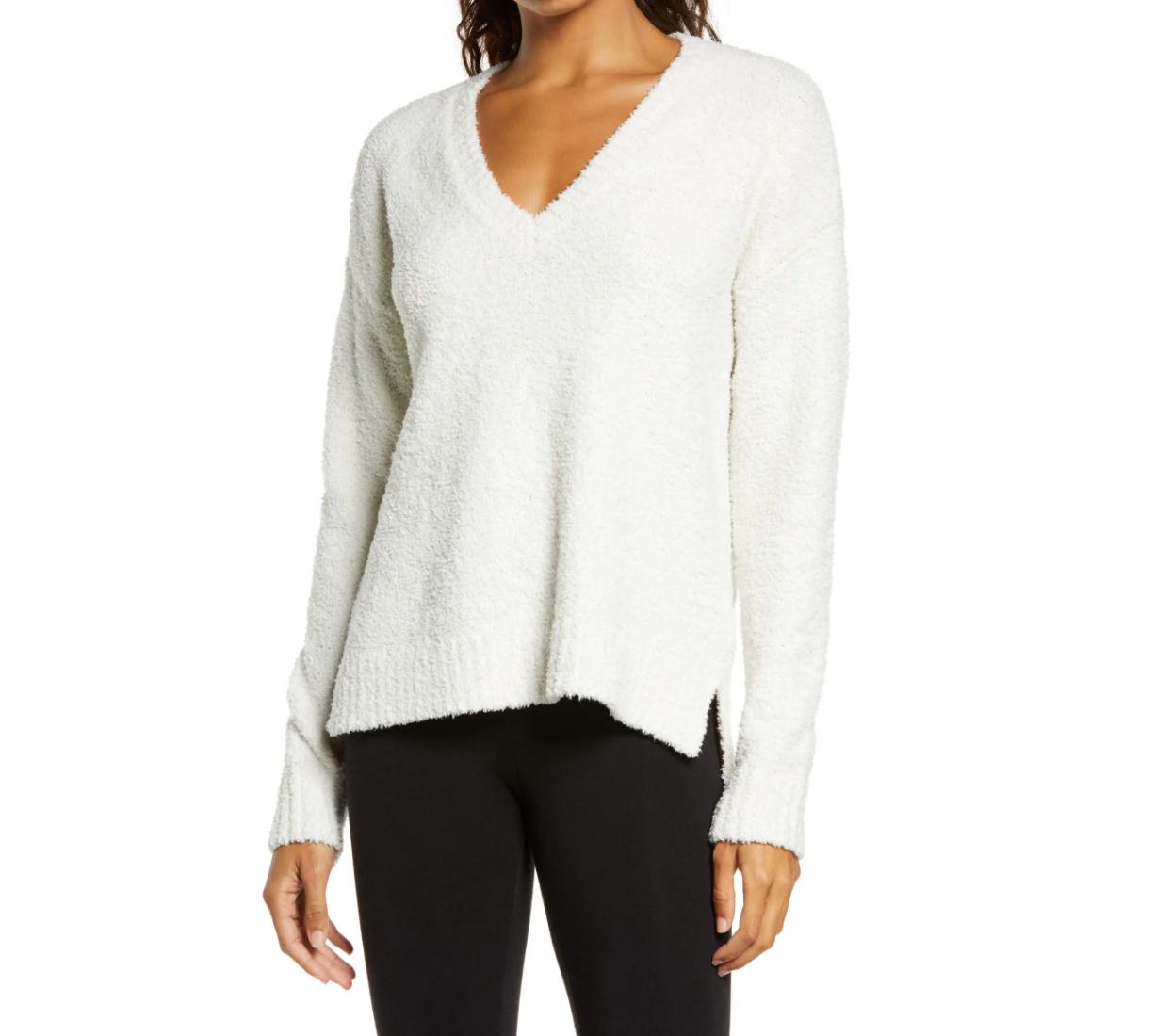 UGG Cecilia V-Neck Sweater