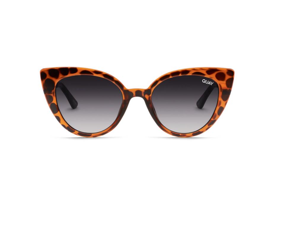 Quay Australia Audacious Cat Eye Sunglasses