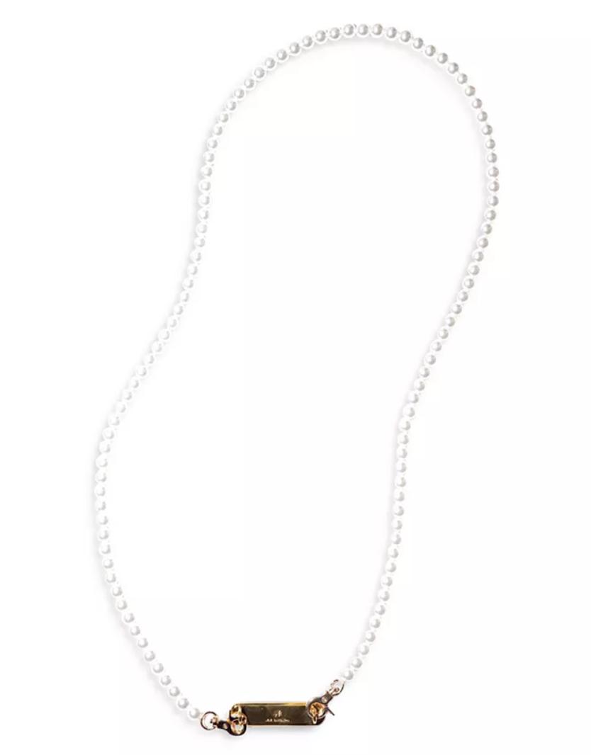 Lele Sadoughi Crossbody Phone Chain
