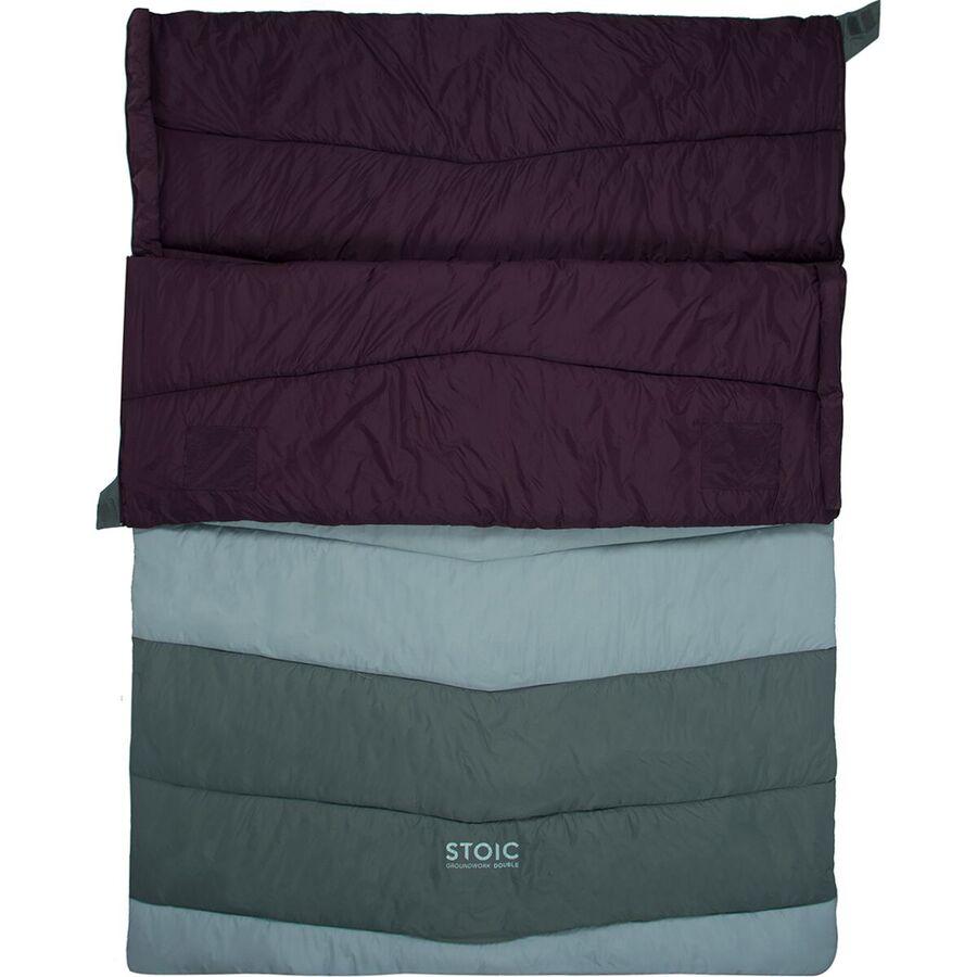 StoicGroundwork Double Sleeping Bag