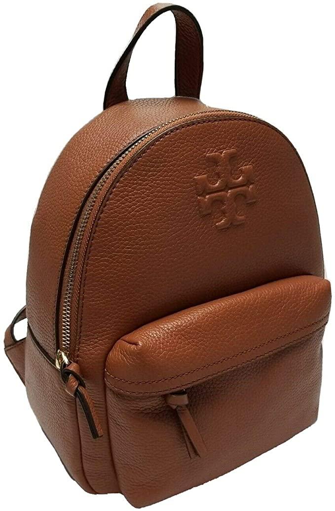 Tory Burch Thea Mini Backpack (Classic Tan)