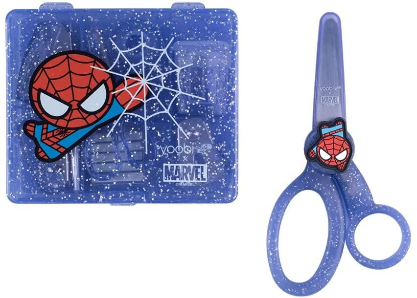 Yoobi x Marvel Spider-Man Mini Office Supply Kit & Marvel School Set