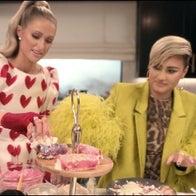 Paris Hilton and Demi Lovato