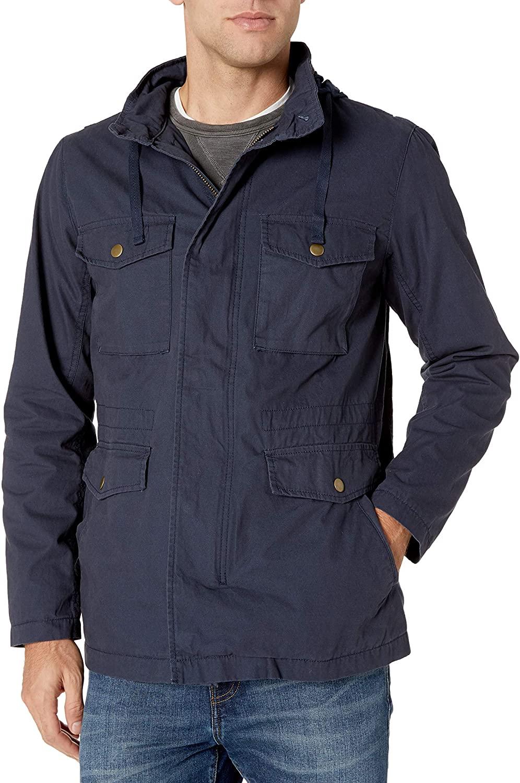 Amazon Essentials Men's Utility Jacket