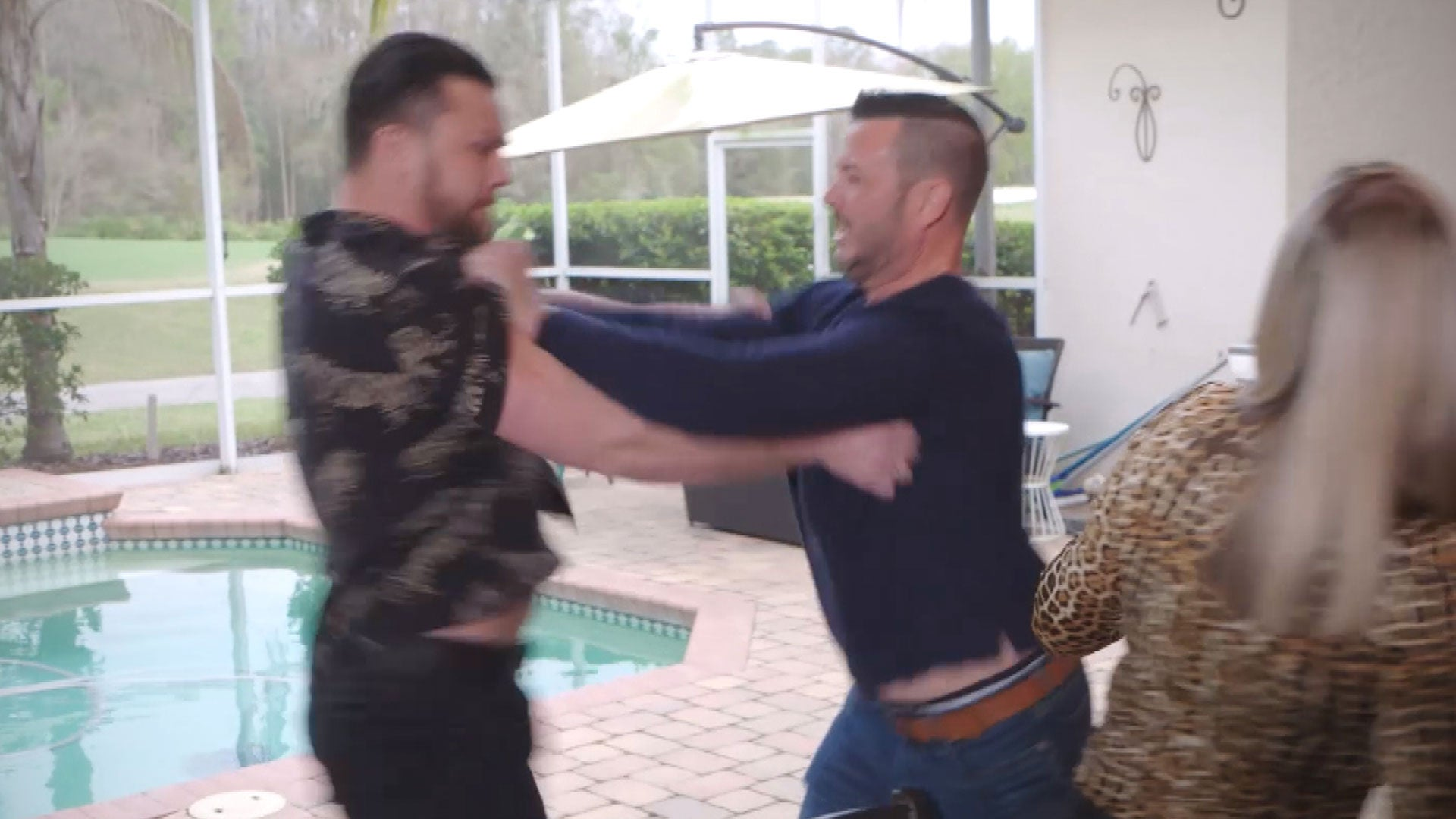 '90 Day Fiancé': Andrei Gets Into a Physical Fight With Elizabeth's Brother Charlie (Exclusive)