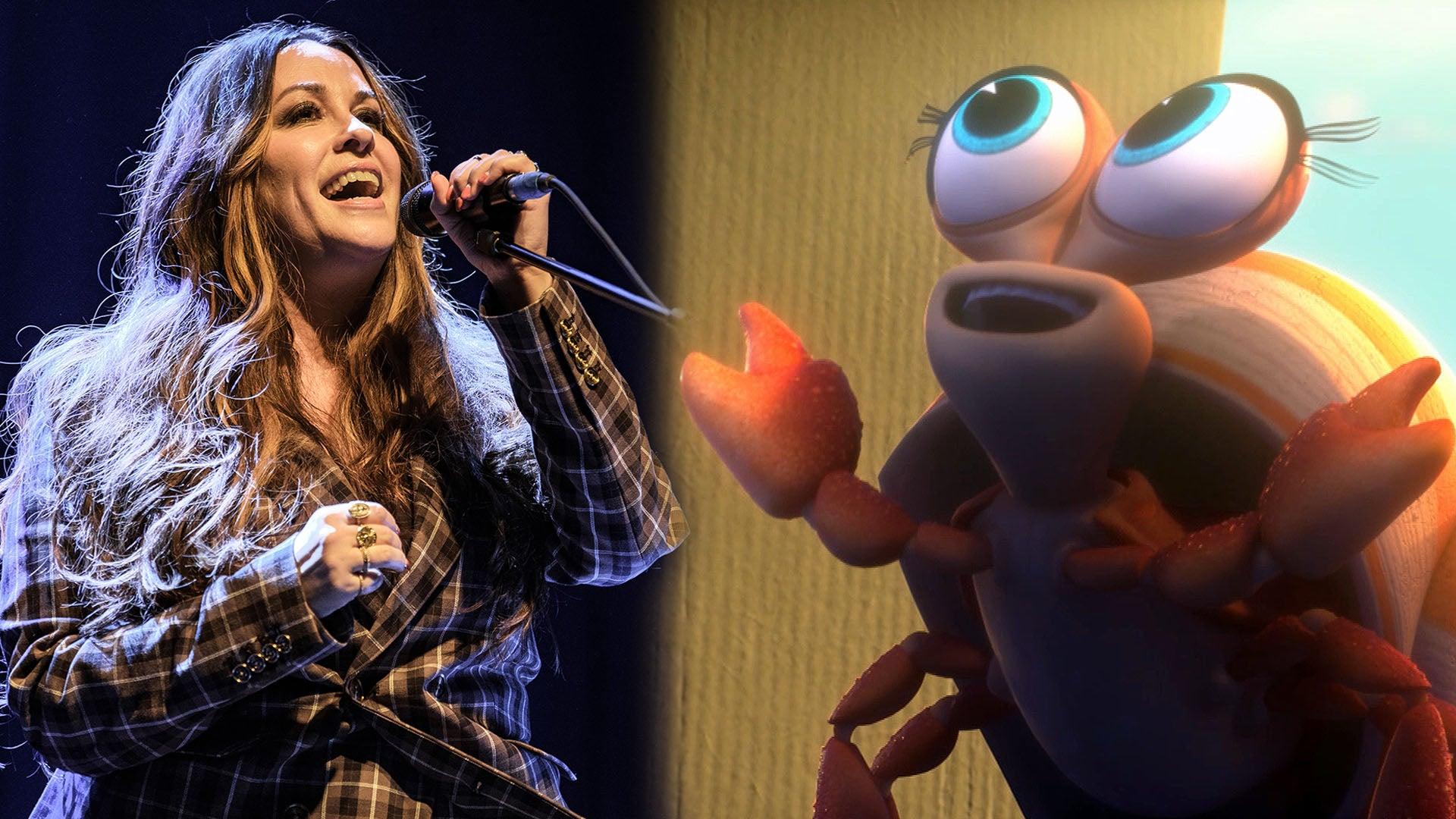 Alanis Morissette Sings an Inspiring Original Song in 'Madagascar: A Little Wild' Season 4 First Look (Exclusi