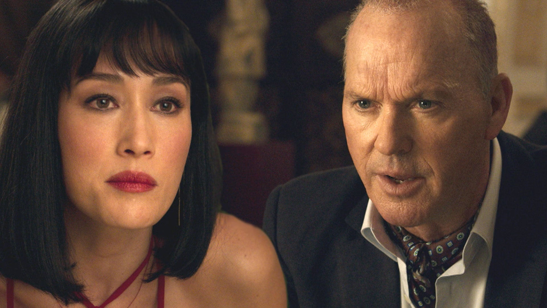 It's Kill or Be Killed for Maggie Q and Michael Keaton in 'The Protégé' (Exclusive Clip)