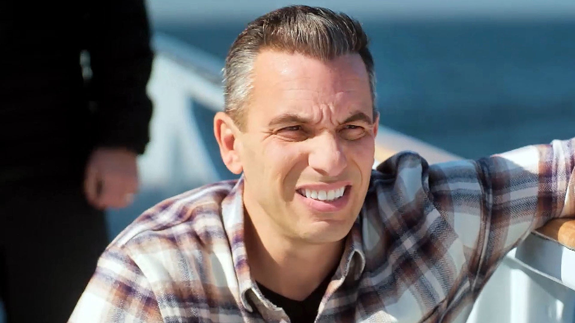 Sebastian Maniscalco Gets Seasick on His New Discovery+ Show 'Well Done' (Exclusive)