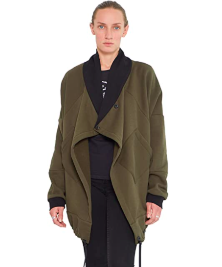 Garygraham422 Patched Cocoon Jacket
