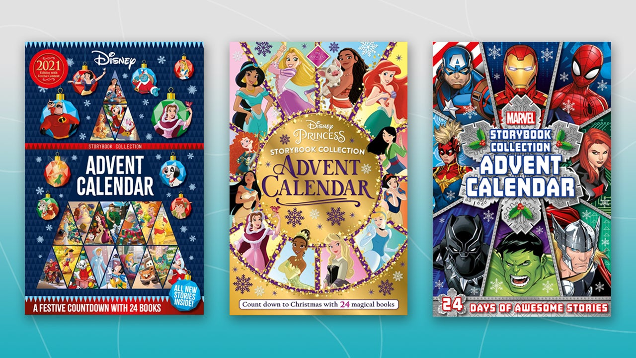 Disney Storybook Advent Calendars