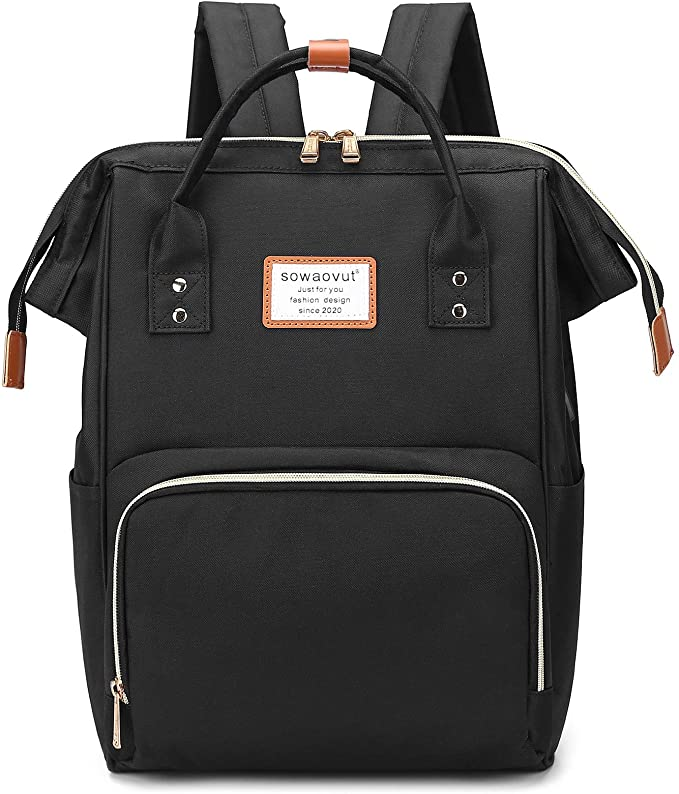 SOWAOVUT Laptop Backpack 15 Inch Casual Daypack
