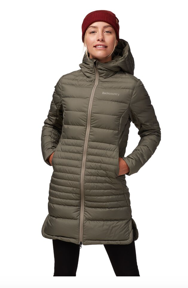 Backcountry Stansbury Down Parka