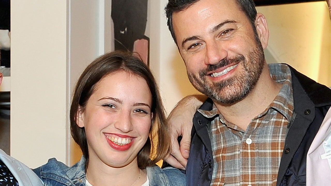 Jimmy Kimmel and daughter Katie