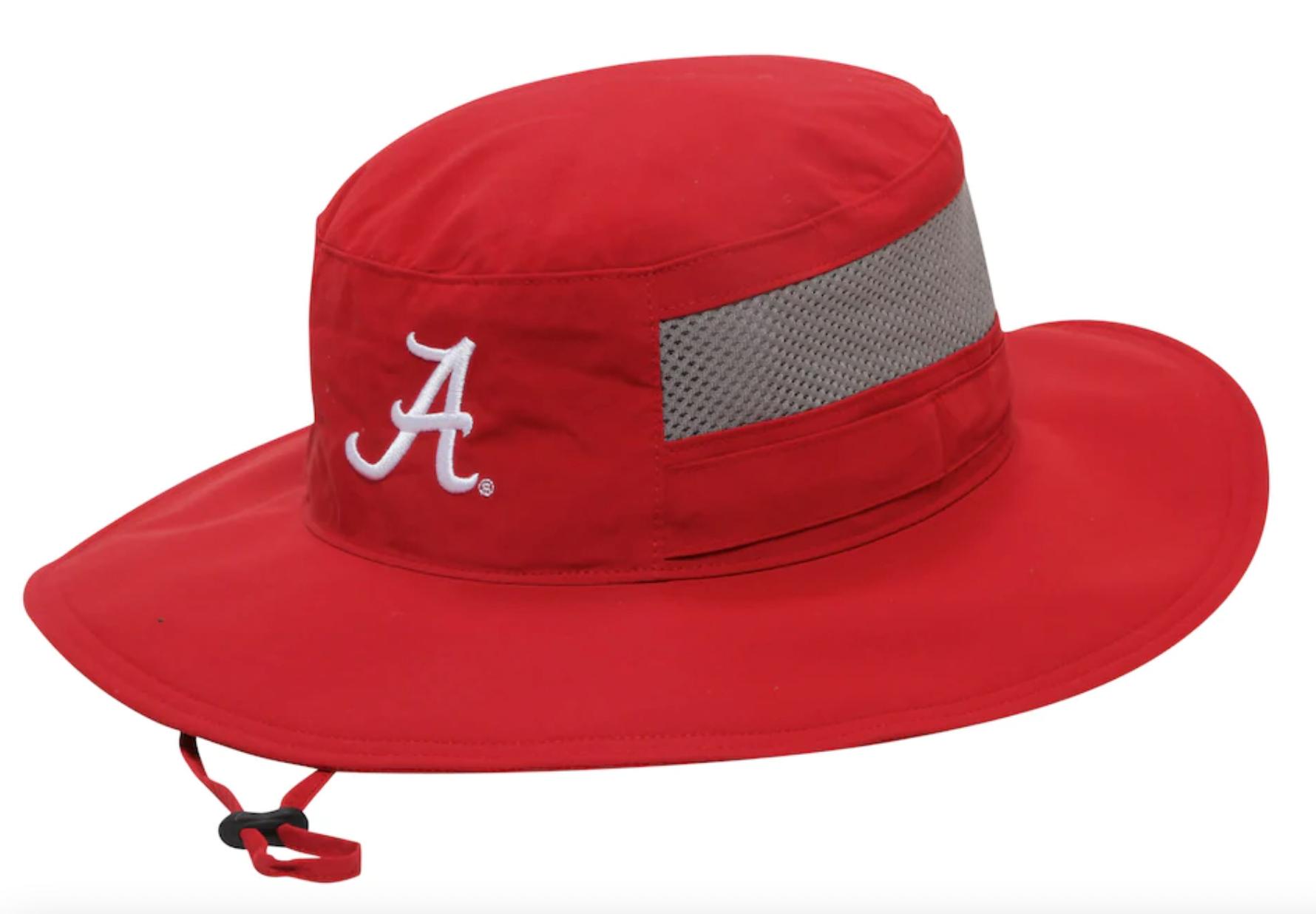 Alabama Crimson Tide Columbia Bora Bora Booney II Bucket Hat