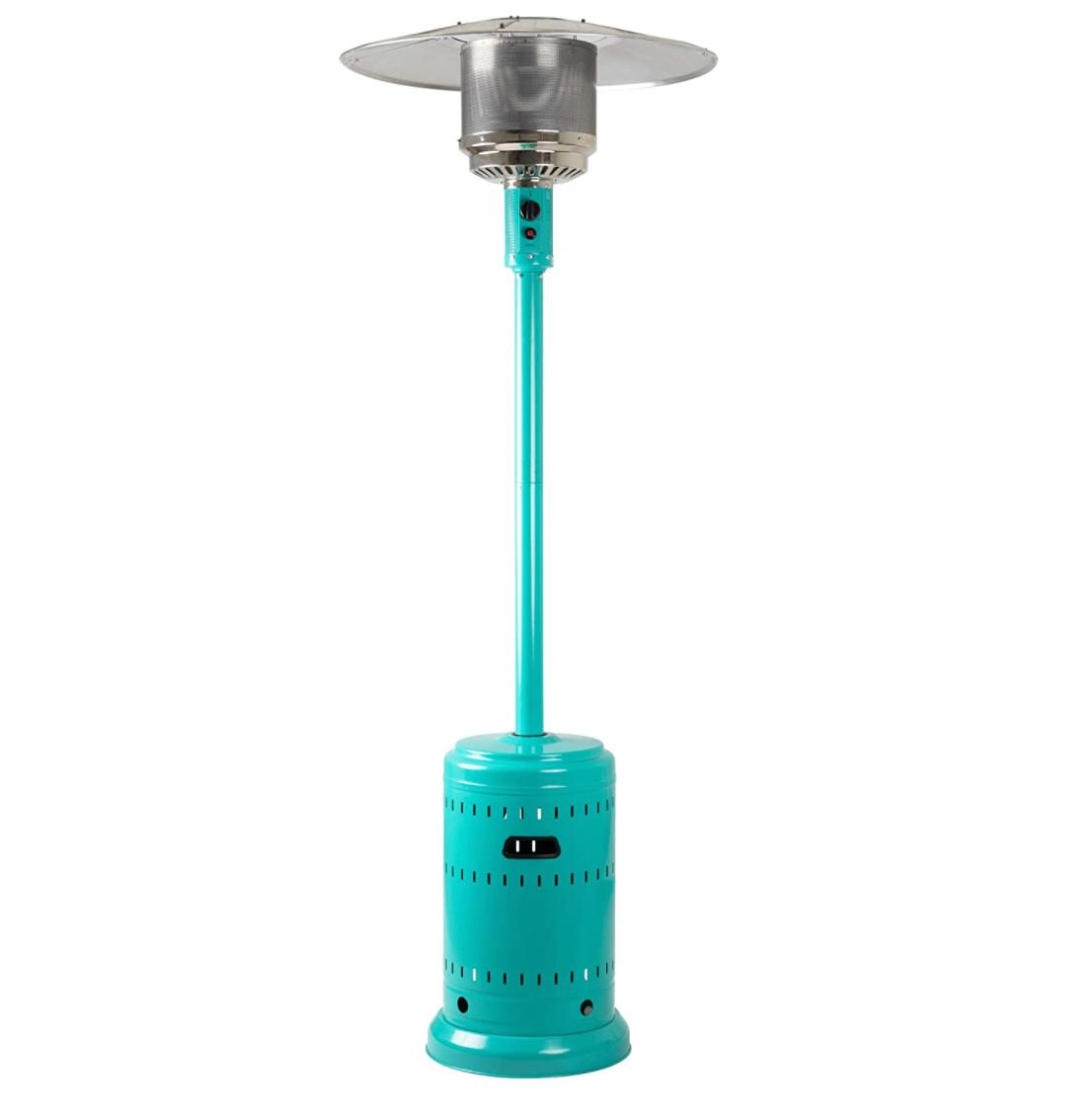 Amazon Basics 46,000 BTU Outdoor Propane Patio Heater