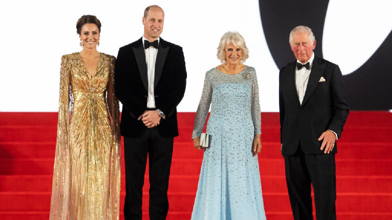 Kate Middleton, Prince William, Camila Parker Bowles, Prince Charles