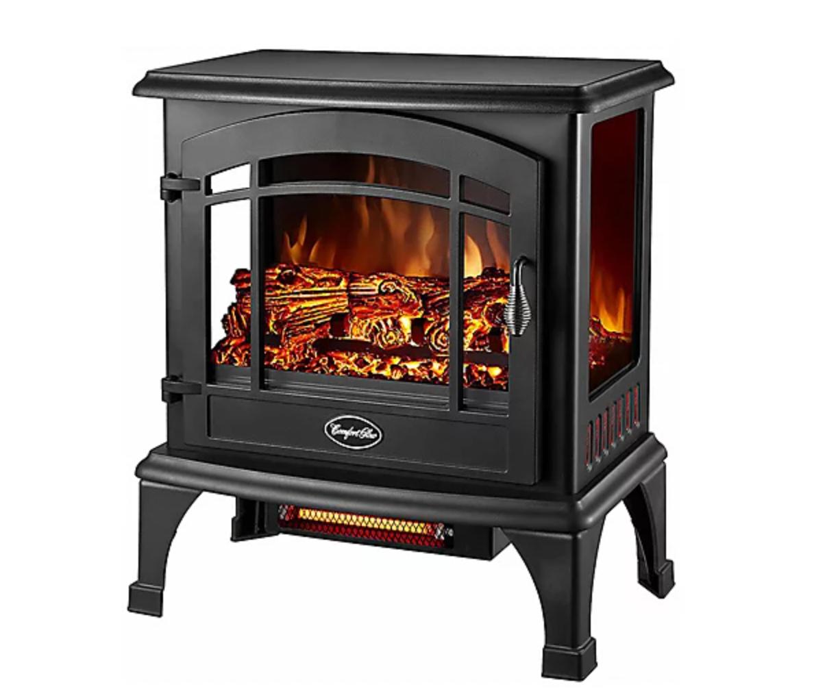 Comfort Glow Indoor Compact Electric PanoramicInfared Heater