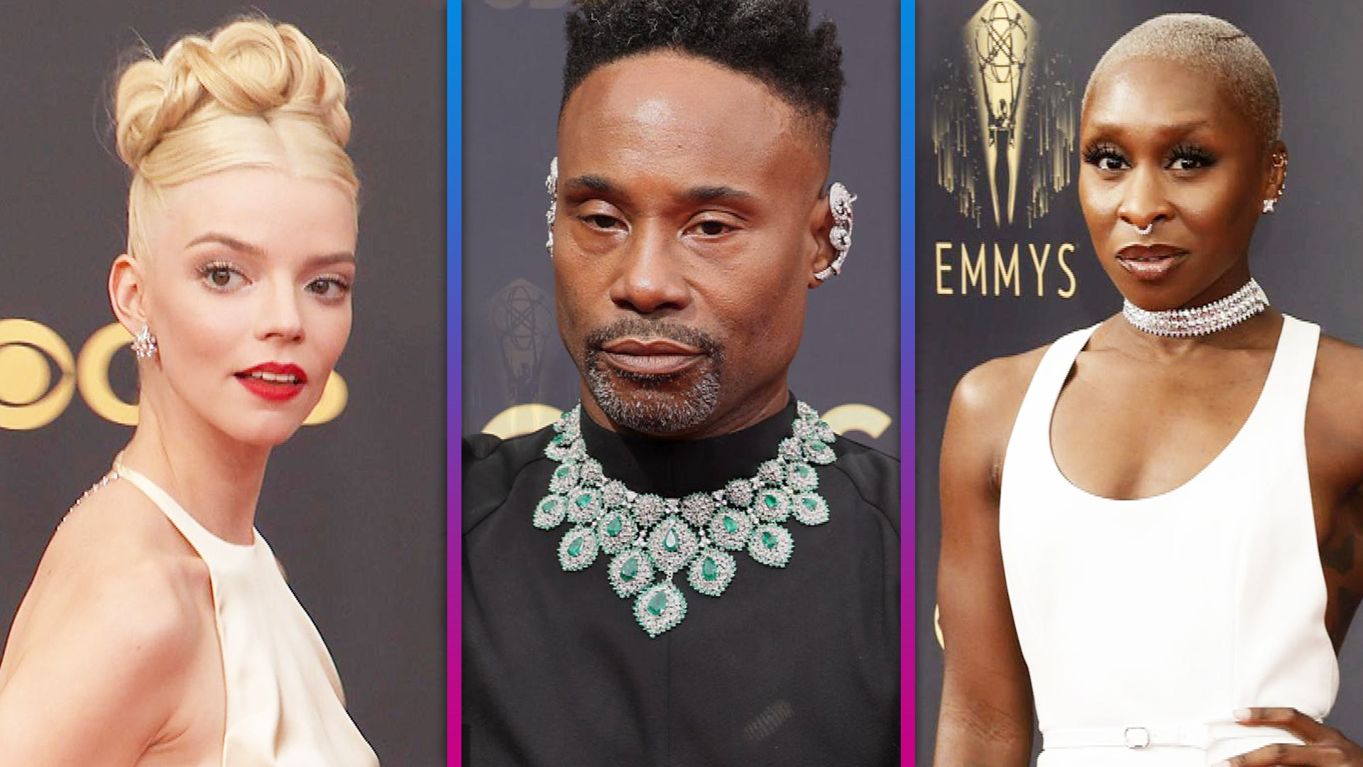 Emmys 2021: Fashion Secrets From the Stars