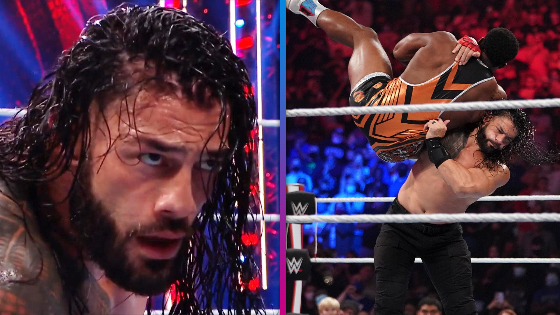 Roman Reigns Returns to 'WWE Raw' and Retains Universal Champion Title