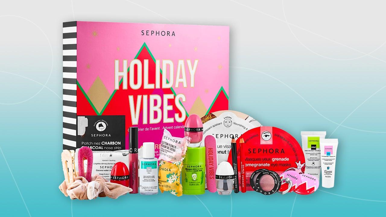 Sephora Holiday Advent Cal