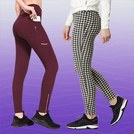 Winter Leggings You Can Wear with Almost Anything