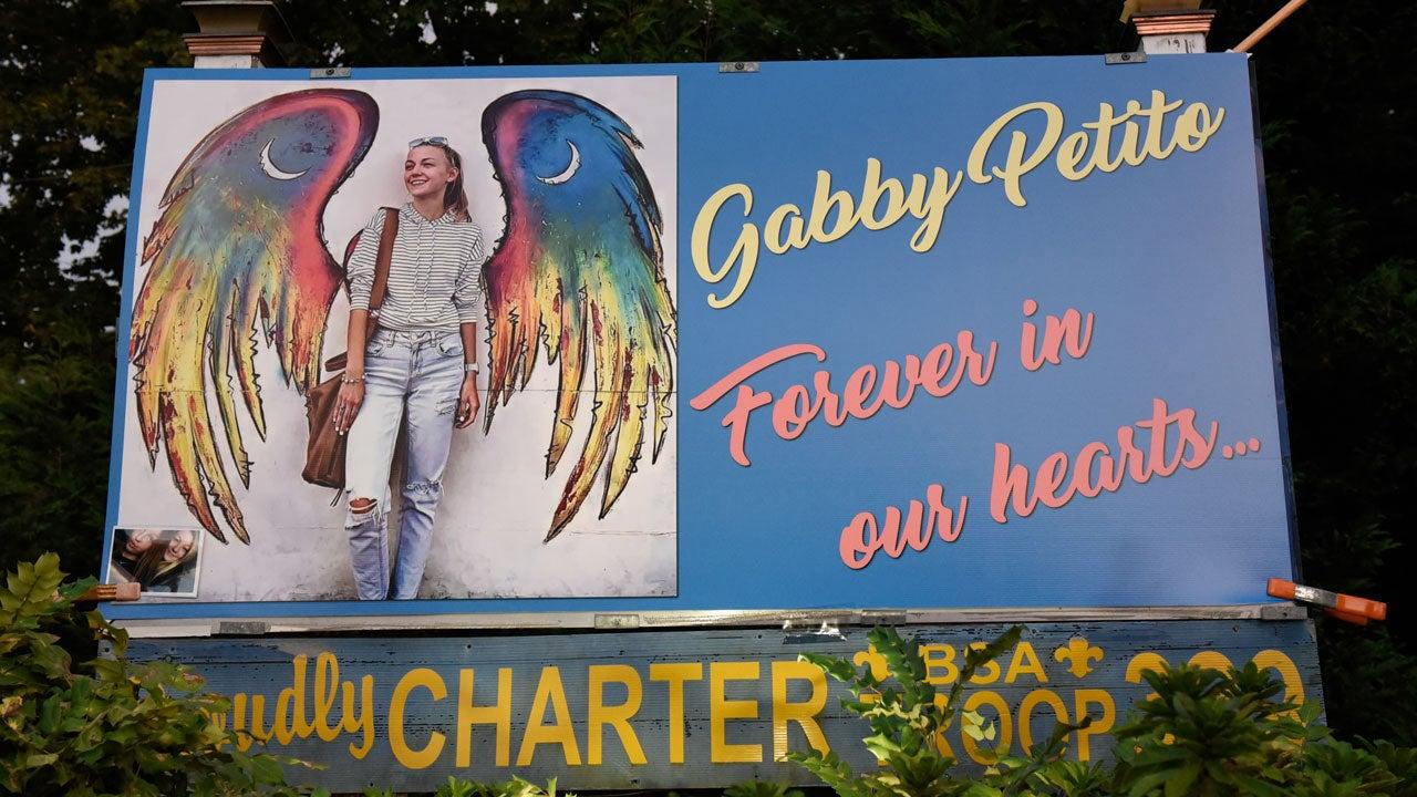 Gabby Petito Memorial