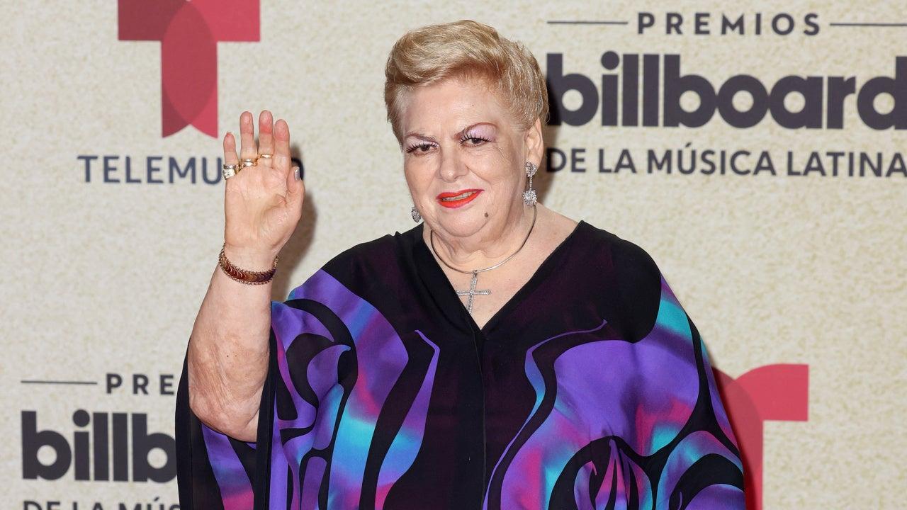 Paquita la del Barrio 2021 Billboard Latin Music Awards