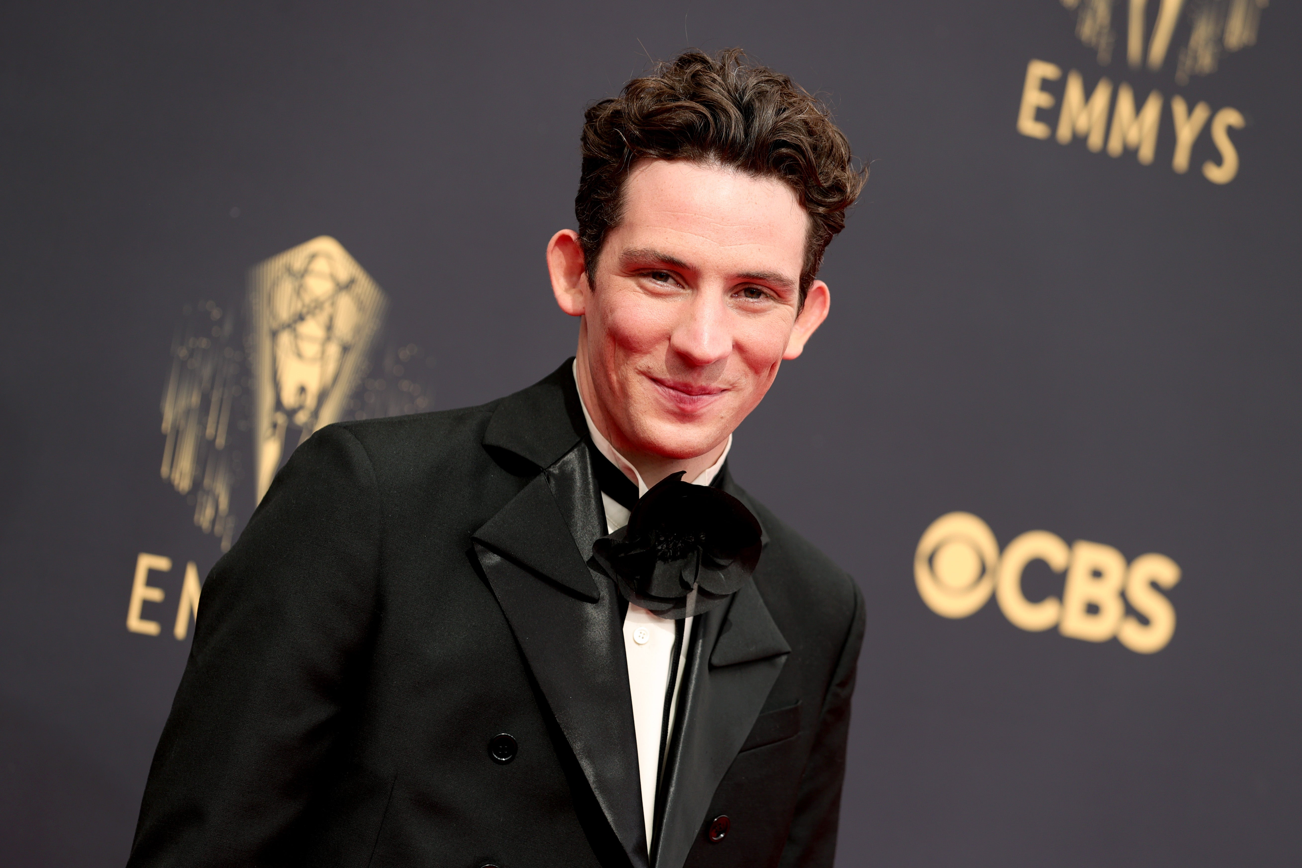 Josh O'Connor attends the 73rd Primetime Emmy Awards at L.A. LIVE on September 19, 2021 in Los Angeles, California.