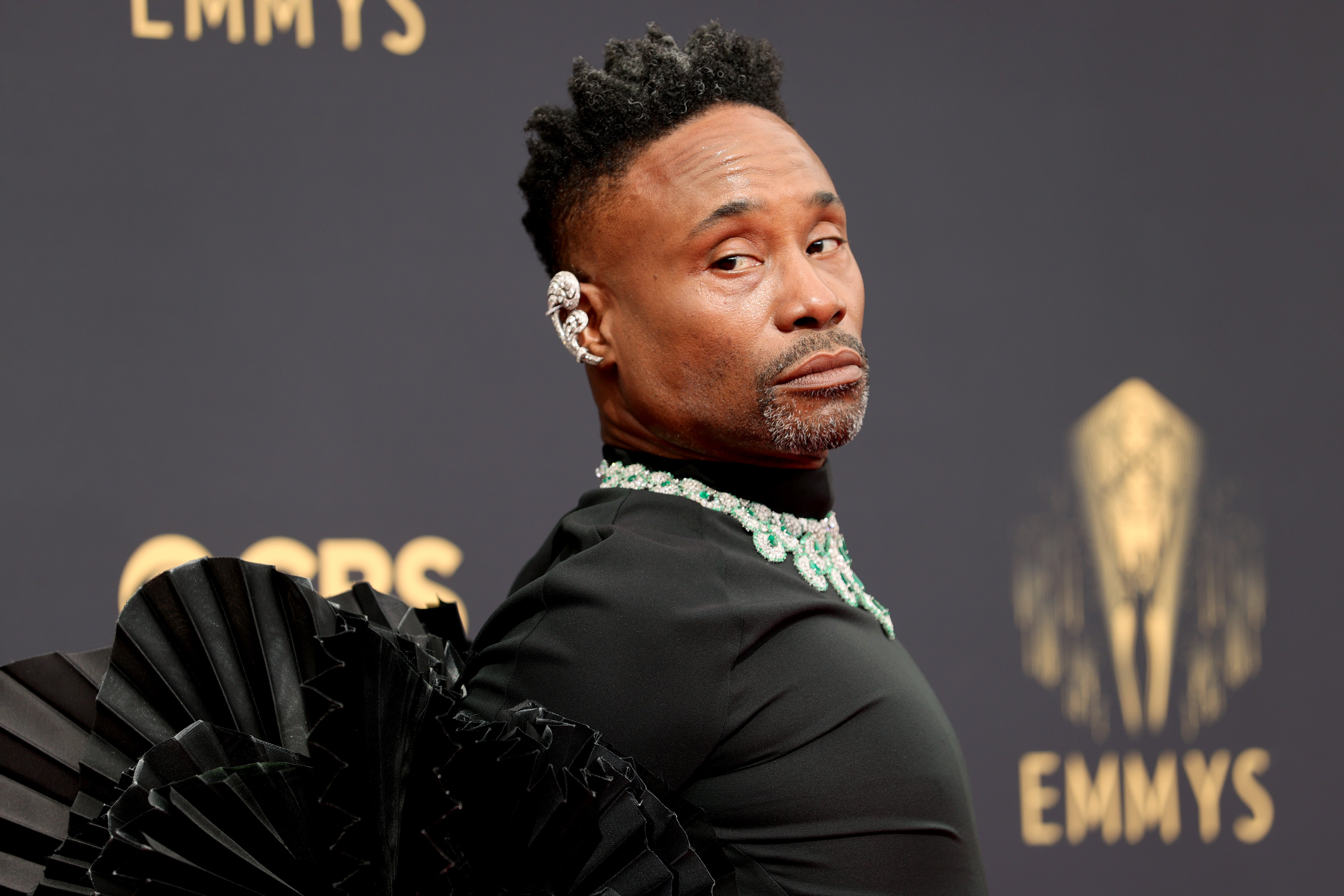 billy porter at the 2021 emmys