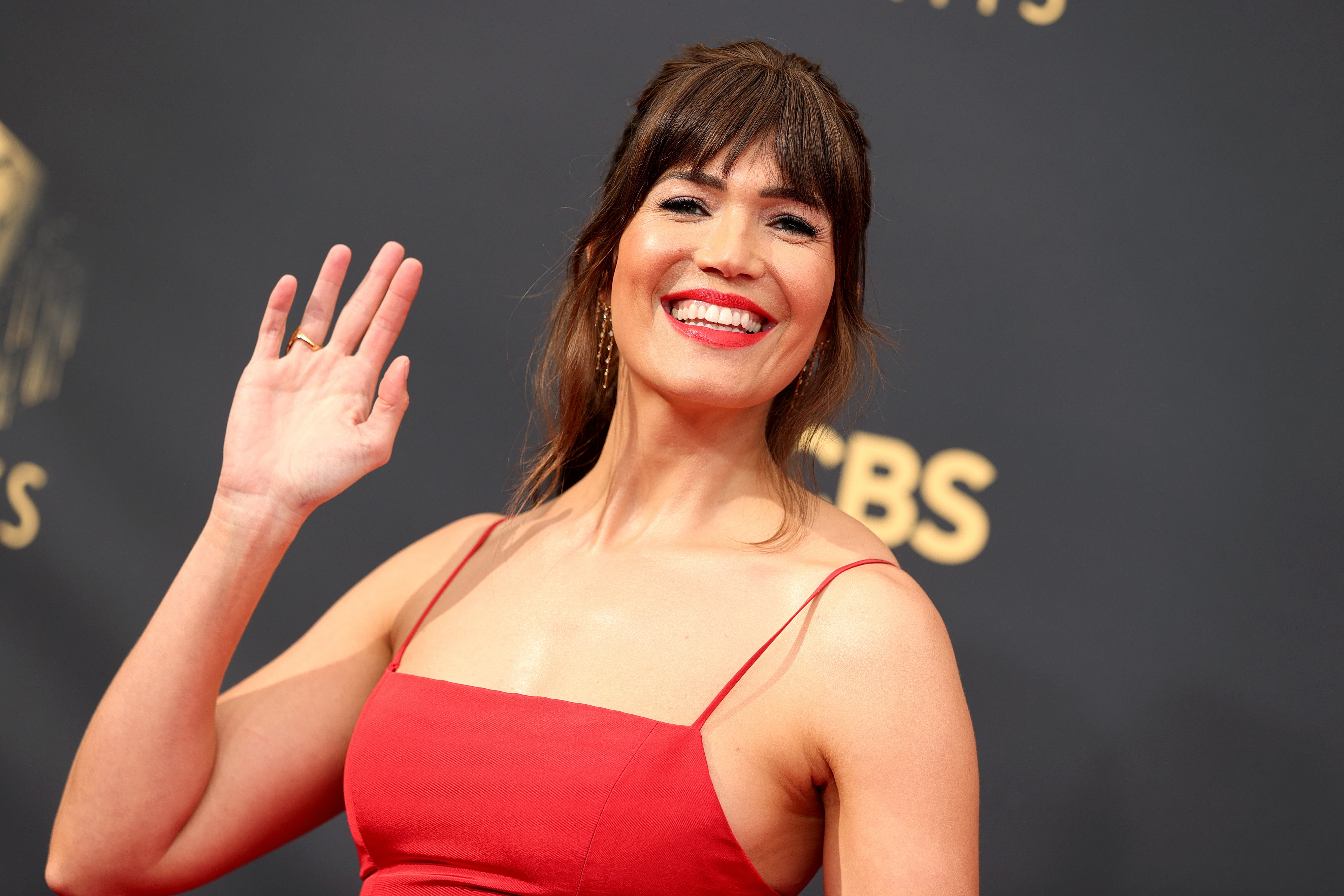 Mandy Moore 2021 Emmys