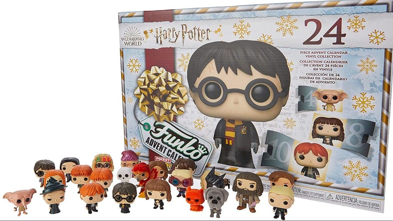 Harry Potter Funko Pop Advent Calendar 2021