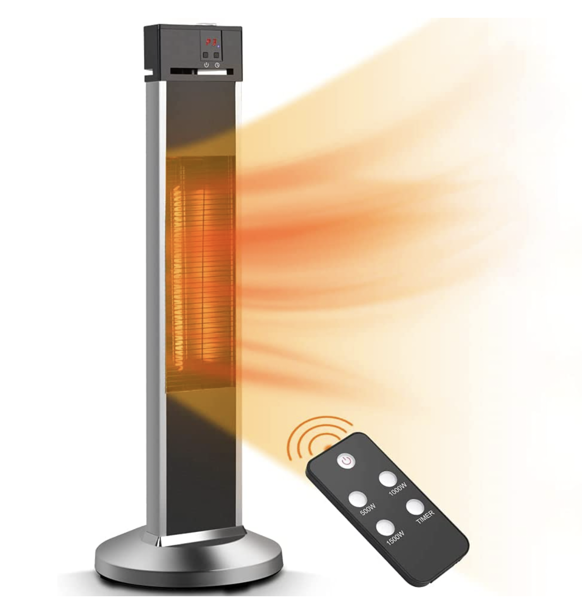 Patio Heater-Trustech Space Heater