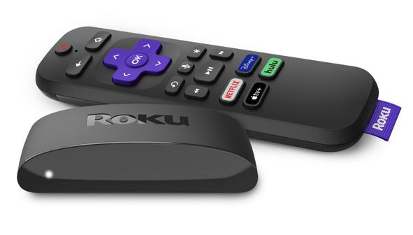 Roku Express 4K+ Streaming Player