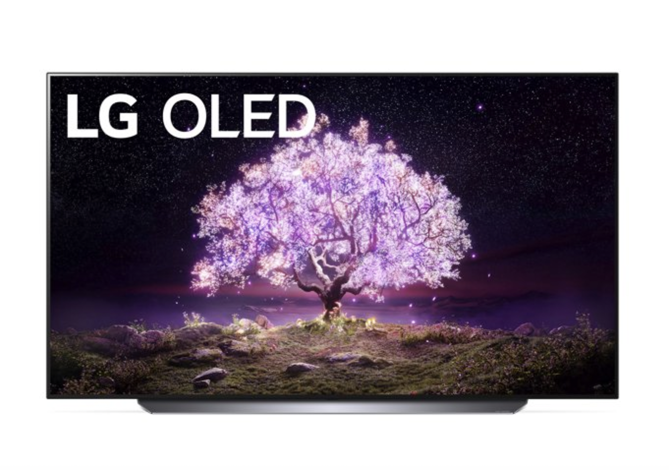 """LG 65"""" Class 4K UHD Smart OLED C1 Series TV with AI ThinQ®"""