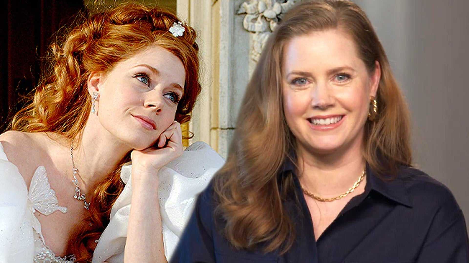 Amy Adams Reveals 'Enchanted' Sequel Has Wrapped
