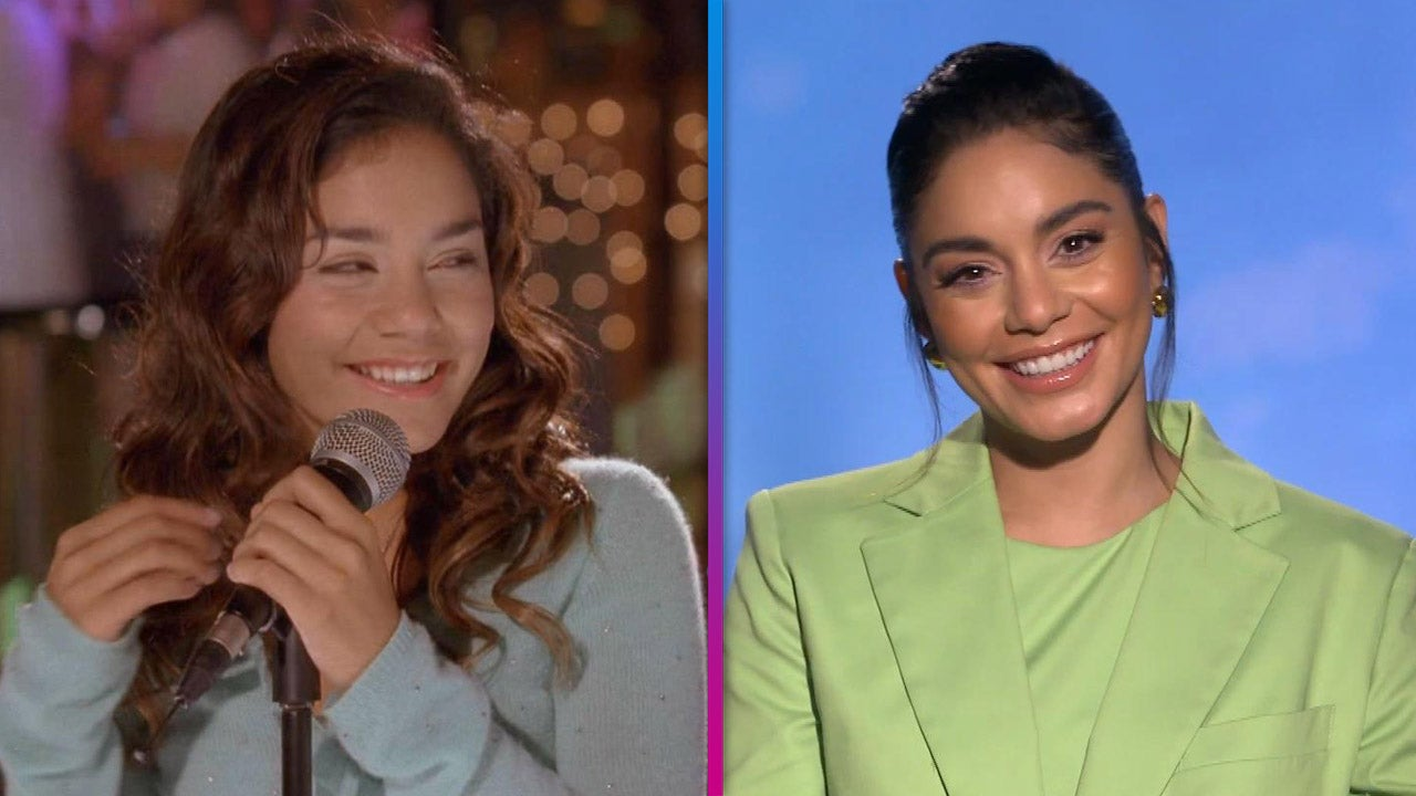 Vanessa Hudgens Reflects on 'High School Musical' 15-Year Anniversary (Exclusive)